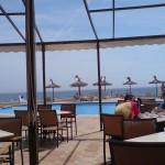 Hotelterasse Grupotel Aguait